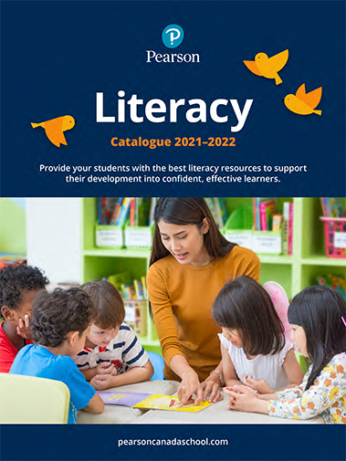 Literacy Cover