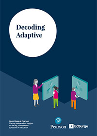 Decoding Adaptive - Report Cover