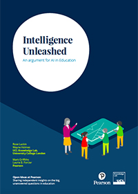 Intelligence Unleashed: an argument for AI in Education - Report Cover