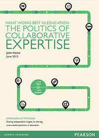 What Works Best in Education: The Politics of Collaborative Expertise - Report Cover