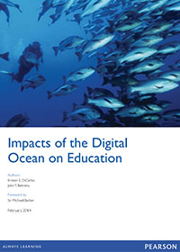 Impacts of the Digital Ocean on Education - Report Cover