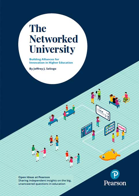 The Networked University: Building Alliances for Innovation in Higher Education - Report Cover