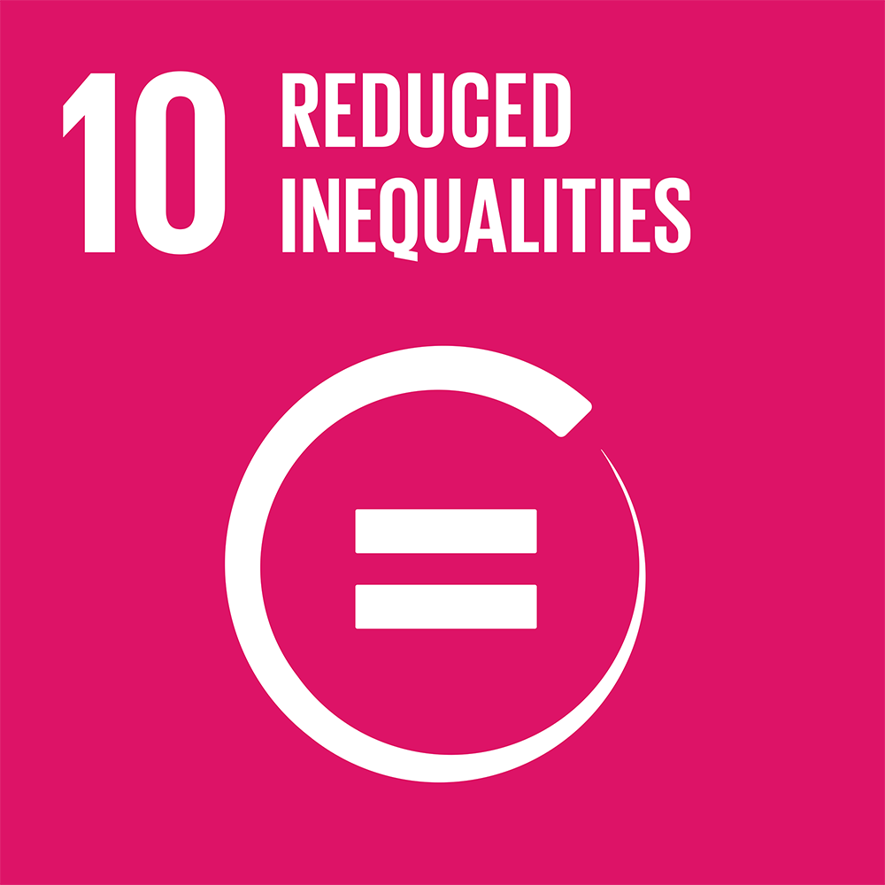 Icon for SDG 10