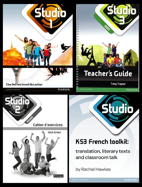 Ks3 Studio 11 14 French Resources