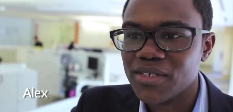 Alex Ngure, 2014 Coding Contest Winner