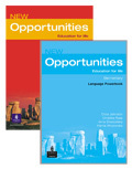 Opportunities Elementary Student Book + Elementary Language Powerbook - Value Pack