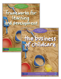 Frameworks for Learning & Development + The Business of Childcare - Value Pack
