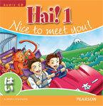 Hai! 1 CD Inlay