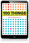 100 Things Every Designer Needs to Know About People eBook