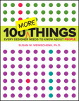 100 MORE Things Every Designer Needs to Know About People