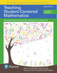 Teaching Student-Centered Mathematics: Developmentally Appropriate Instruction for Grades 3-5 (Volume II)