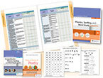 Phonics Spelling and Word Study System for Kindergarten