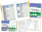 Phonics Spelling and Word Study System for Grade 1