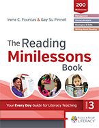 The Reading Minilessons Book, Grade 3