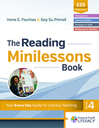 The Reading Minilessons Book, Grade 4
