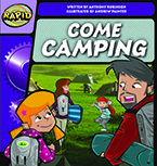 Rapid Phonics Step 2: Come Camping - Non-fiction