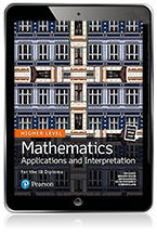 Mathematics Applications and Interpretation for the IB Diploma Higher Level eBook (Access Card)