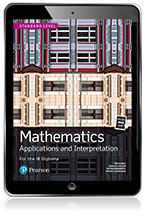 Mathematics Applications and Interpretation for the IB Diploma Standard Level eBook (Access Card)