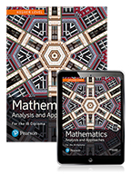 Mathematics Analysis and Approaches for the IB Diploma Higher Level (Book + eBook)