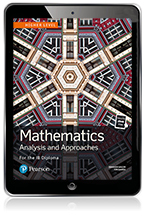 Mathematics Analysis and Approaches for the IB Diploma Higher Level eBook (Access Card)