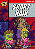 Rapid Stage 5 Set A: Scary Hair (Series 1)