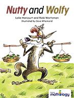 Mathology Little Books - Patterns and Algebra: Nutty and Wolfy