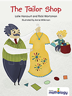 Mathology Little Books - Geometry: The Tailor Shop