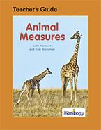 Mathology Little Books - Measurement: Animal Measures Teacher's Guide