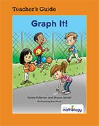 Mathology Little Books - Data Management and Probability: Graph It! Teacher's Guide
