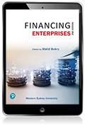 Financing Enterprises (Custom Edition eBook)