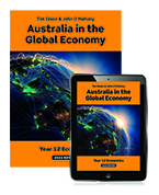Australia in the Global Economy 2022 Student Book with eBook
