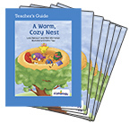 Mathology Little Books - Number: A Warm, Cozy Nest (6 Pack with Teacher's Guide)