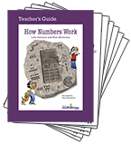 Mathology Little Books - Number: How Numbers Work (6 Pack with Teacher's Guide)
