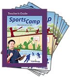 Mathology Little Books - Number: Sports Camp (6 Pack with Teacher's Guide)