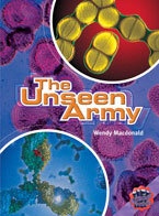 Rigby Literacy Collections Level 6 Phase 10: The Unseen Army (Reading Level 30++/F&P Level W-Z)