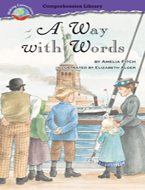 Making Connections Comprehension Library Grade 5: A Way With Words