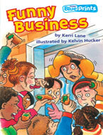 Blueprints Middle Primary B Unit 1: Funny Business