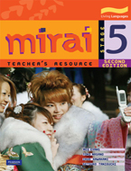 Mirai 5 Teacher's Book