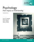 Psychology: From Inquiry to Understanding, Global Edition