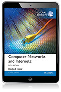 Computer Networks and Internets (Global Edition VitalSource eText)