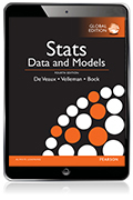 Stats: Data and Models, Global Edition eBook