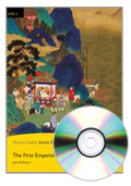 Pearson English Active Readers Level 2: The First Emperor Of China (Book + CD)