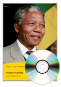 Pearson English Active Readers Level 2: Nelson Mandela (Book + CD)