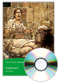 Pearson English Active Readers Level 3: Frankenstein (Book + CD)