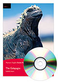 Pearson English Active Readers Level 1: The Galapagos (Book + CD)