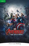 Pearson English Readers Level 3: Marvel - The Avengers - Age of Ultron