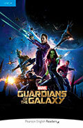 Pearson English Readers Level 4: Marvel - The Guardians of the Galaxy 1