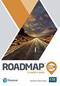 Roadmap B2+ Students' Book with Digital Resources & Mobile Practice App