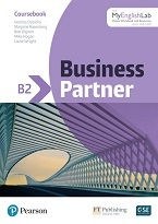 Business Partner B2 Coursebook with MyEnglishLab