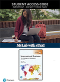 International Business: The Challenges of Globalization, Global Edition MyLab Management with eText (Access Card)